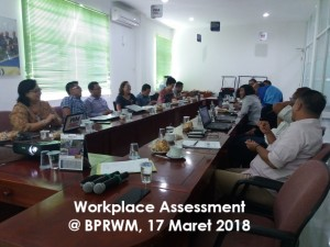 Workplace Assessment WM2018 2